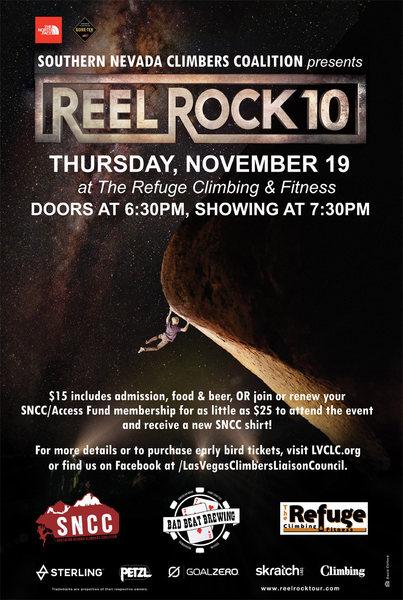 Reel Rock Tour - Las Vegas