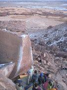 Rock Climbing Photo: Atari Arete