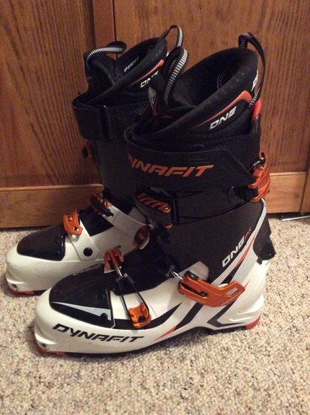 Rock Climbing Photo: Dynafit One PX Alpine Touring Boots size 28.5