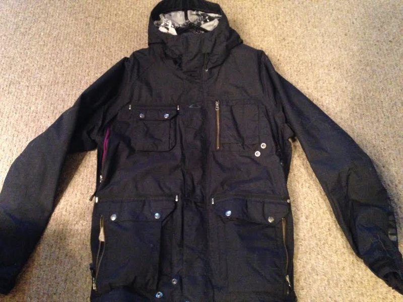 Oakley Ski Jacket, Large - $45.00