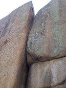 Rock Climbing Photo: I Chicken