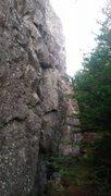 Rock Climbing Photo: Highball side. problems aprox. 16-20ish feet.