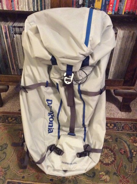 45L Patagonia Ascentionist Pack