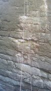 Rock Climbing Photo: Rope on All the way baby, really takes away from t...