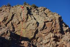 Rock Climbing Photo: Palo Verde.