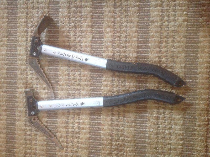 Grivel tools