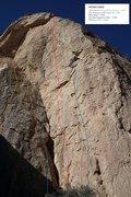 Rock Climbing Photo: After 5 Crag (November 2015)