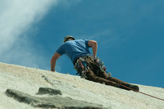 Rock Climbing Photo: Stranger on The Hook