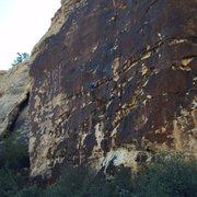 Rock Climbing Photo: Ragged Edges