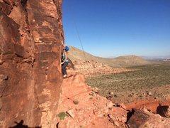 Rock Climbing Photo: Kraft Crags
