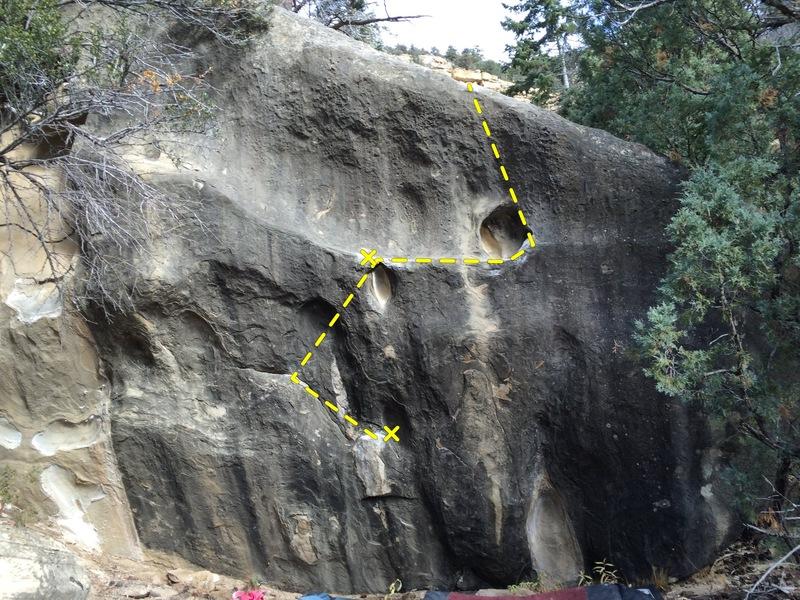 Tuna Boulder