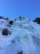 Rock Climbing Photo: Parker Falls 11/14/15