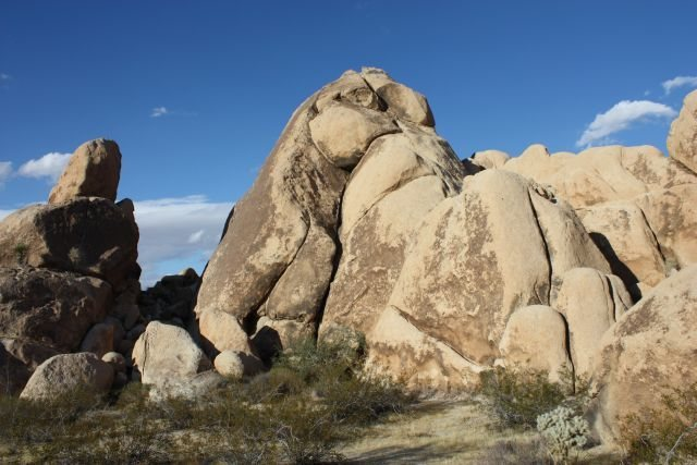Another view of the Big Top Area, Joshua Tree NP