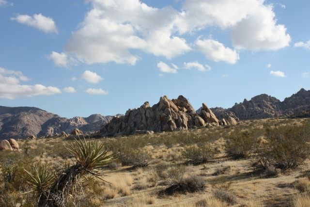 The Big Top from The Little Top, Joshua Tree NP