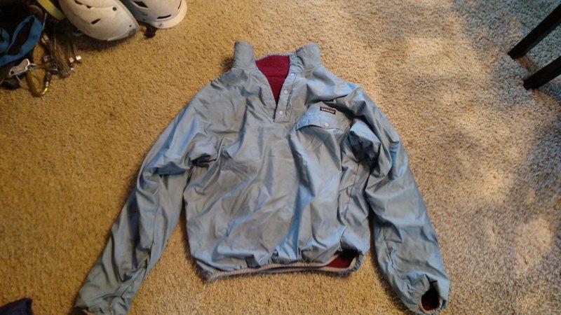 Patagonia Snap T Fleece $40
