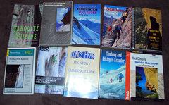 Rock Climbing Photo: Guidebooks