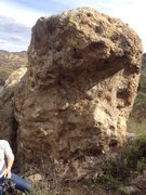 Rock Climbing Photo: Boulder!