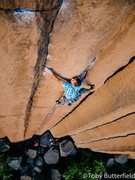 Rock Climbing Photo: mayfly, trout creek, or