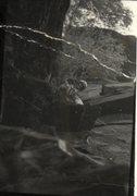 Rock Climbing Photo: Rob Savoye lead climbing Maryland Heights.
