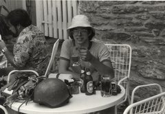 Rock Climbing Photo: Scott McClurg. Recharging in Harpers Ferry after a...