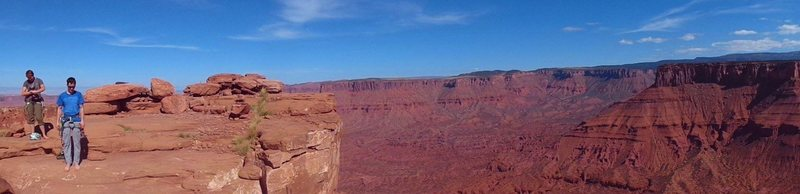Rock Climbing Photo: That view!