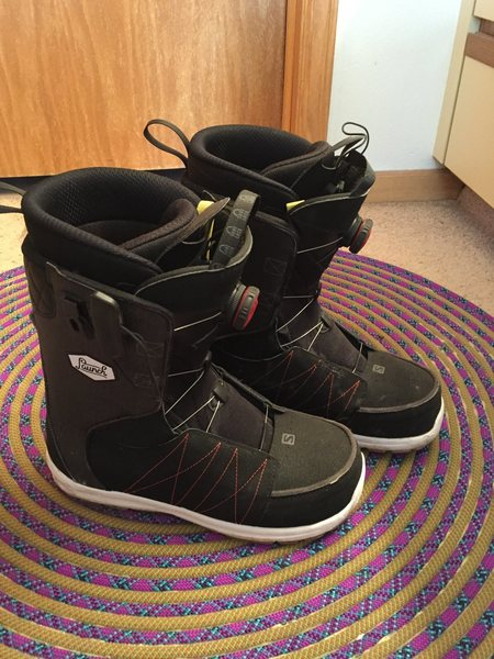 Rock Climbing Photo: launch boots M 10.5