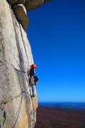 Rock Climbing Photo: CCK at the Gunks