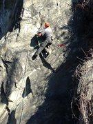 Rock Climbing Photo: Predator  Photo by Elisabeth