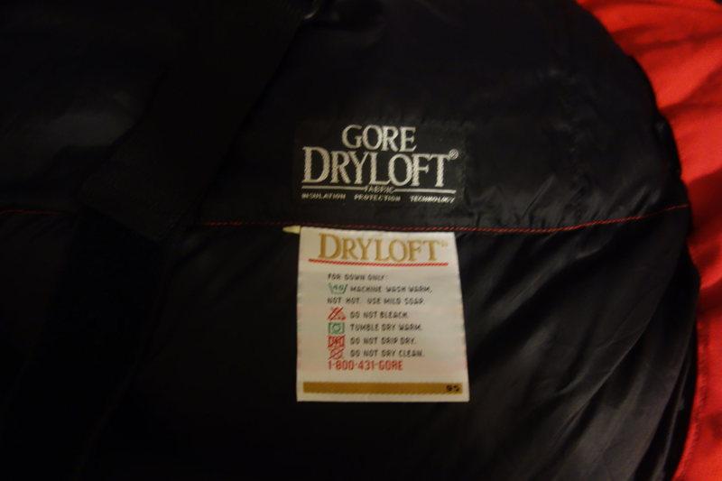 Gore Dryloft