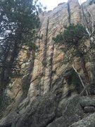 Rock Climbing Photo: Le Rêve