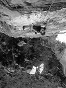Rock Climbing Photo: Sanctimoniousness with Ivan Cross