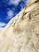 Rock Climbing Photo: Double Dip