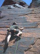 Rock Climbing Photo: Little Gypsy.