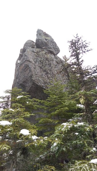 Rock Climbing Photo: Chapel