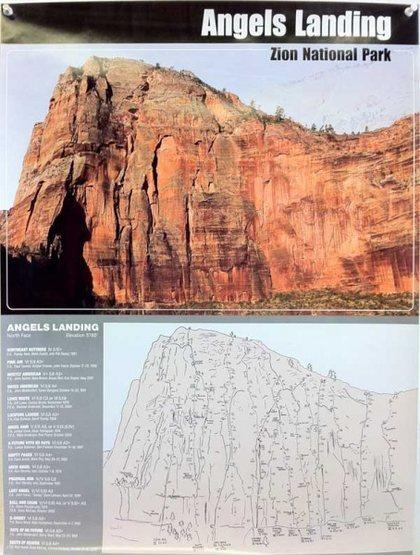 Rock Climbing Photo: Angels Landing
