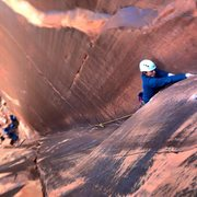 Rock Climbing Photo: Neat 5.10, Indian Creek
