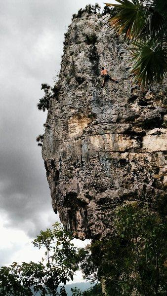 Rock Climbing Photo: Blanca Nieves