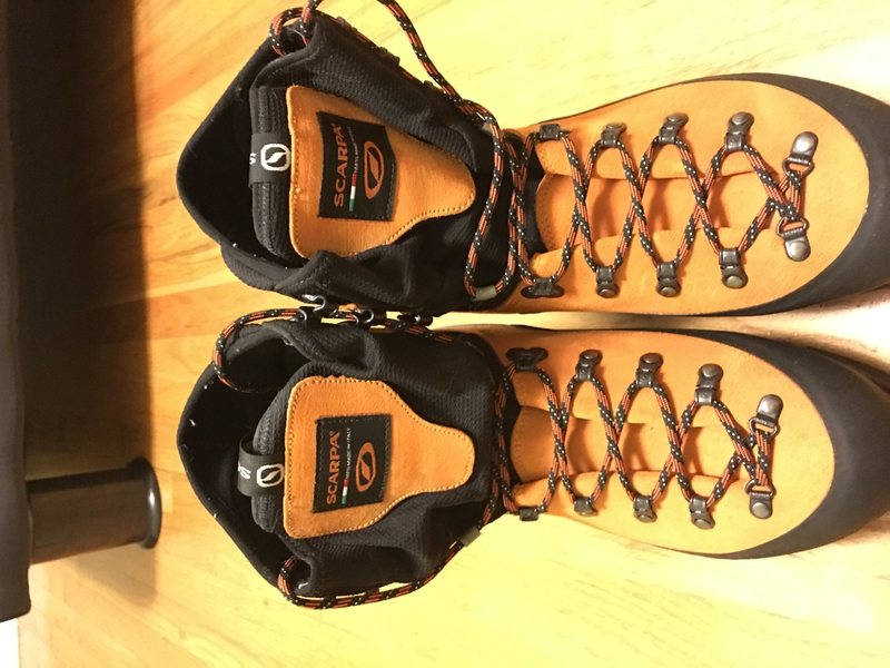 Rock Climbing Photo: Like new condition. I've only worn them one time. ...