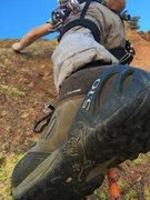 Rock Climbing Photo: AC on Uniformly complements of Jared Deferrals wit...
