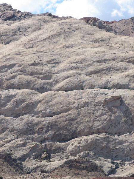 Rock Climbing Photo: Dreamy Clouds