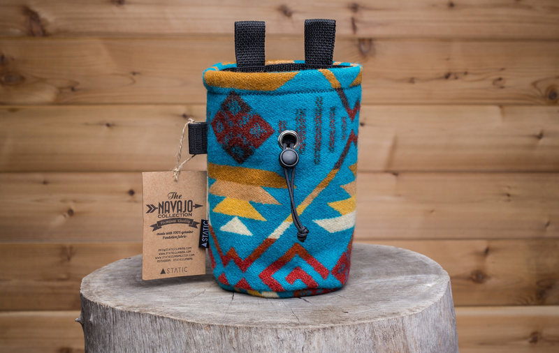 Navajo Dakota Chalk Bag