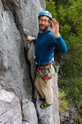 Rock Climbing Photo: El Potrero Chico!