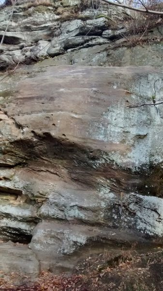 Rock Climbing Photo: Widowmaker