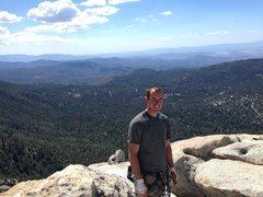 Rock Climbing Photo: Summit @ Tahquitz