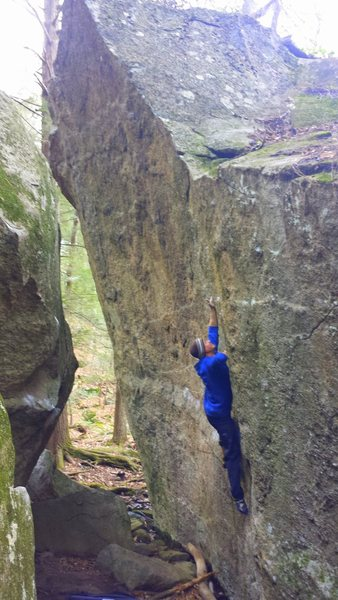 Mouthful of Chalk V6