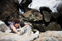 Rock Climbing Photo: Mickey's Stinson, 2009