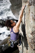 Rock Climbing Photo: I think I can I think I can I think I can...