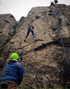 Rock Climbing Photo: Photo creds to Alexa tho