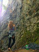 Rock Climbing Photo: ^^^