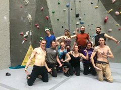 Rock Climbing Photo: HIGH POINT in chattanooga TN